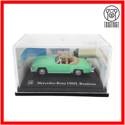 Mercedes Benz 190sl Roadster Diecast Model Car Collectable By Cararama Hongwell