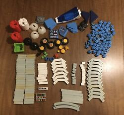Mixed Large Lot Of Vintage 1983 Fisher Price Construx Toys 2 Pounds
