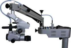3 Step Table Mount Ent Examination Microscope - Ear, Nose, Throat Microscope,