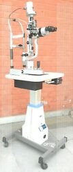 Slit Lamp Step 2 Bio Microscope With Motorized Table Ophthalmology Best Selling