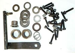Peerless 806b Five Speed Transmission Assorted Parts And Hardware