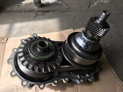 Nissan Trans Re0f09a Jf010e Belt Cover And Pulley Assy 28teeth Gear Rebuilt 3.5l