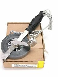 New Lufkin 1/2 X 75' Double Duty Oil Gaging Chrome Tape Measure, Cn1295s F/590
