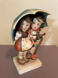 Hummel Figurine 71 Stormy Weather Excellent Condition.