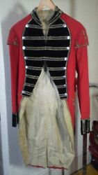 Late 1800s Connecticut Governorand039s Foot Guards Tailcoat