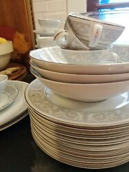 49 Pc. Imperial China Designed By W Dalton Whitney Japan 5671 Free Shipping