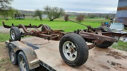 1955 1956 1957 Chevy Frame/chassis Tri Five 55 56 57 Bel Air 150 210