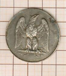 Uncommon Token Silver Assurance Against Fire Eagle The Lilac Seine