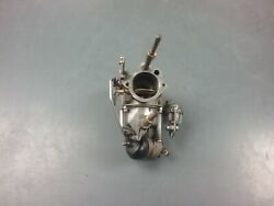 Carburetor From A 1956 30 Hp Johnson Or Evinrude Outboard Motor