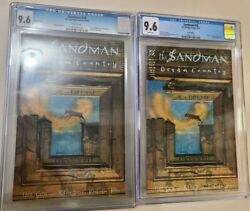 Cgc 9.6 Sandman 18 Error 2 Copies Maybe Upgrades To Cgc 9.8 Gaiman/netflix