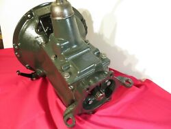 1939 Ford Re-manufactured Transmission Fits Vintage 32-48 Ford Flathead V8and039s
