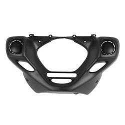 Matte Front Engine Cowl Cover Fit For Honda Gl1800 Goldwing 01-11 Abs Plastic