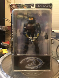 Halo 2 Limited Edition Spartan With Dual Sub Machine Guns