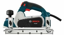 Electric Hand Planer 3-1/4 In Corded 6.5 Amp Reversible Carbide Blade Wood