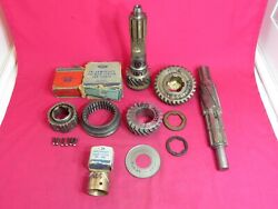 1932-48 Ford Flathead V8 Nos Transmission Gears These Fits 36 Ford Pass Car +
