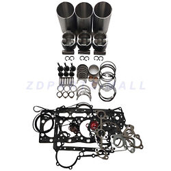 S3l Overhaul Rebuild Kit For Mahindra 2015 4wd And 2015 Hst Tractor