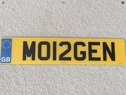 Superb Cherished Private Number Car Plate Morgan Morgen Surname Very Valuable