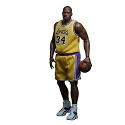 Real Masterpiece Nba Collection Shaquille Oand039neal 1/6 Collectible Figure
