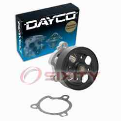 Dayco Engine Water Pump For 2005-2006 Nissan X-trail Coolant Antifreeze Rv