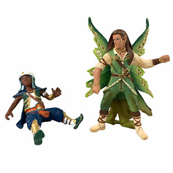 Schleich Figure Lot Bayala Falaroy Standing Elf D 73527 Retired 2010 Extra Toy