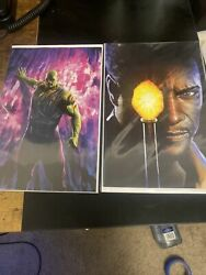 🔥 Infinity Countdown 3 And 4 Unknown Adi Granov Virgin Variant🔥