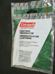 Coleman Lantern Generator For 288 And 286 Lanterns Genuine Parts New In Pack