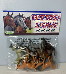 Obvious Plant Weird Dogs Toy Figurines Adult Collectible Gag Gift Rare