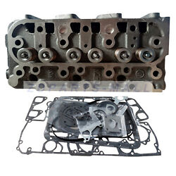 D1105 Complete Cylinder Head And Full Gasket Set For Kubota Zero Turn Mower Zd28