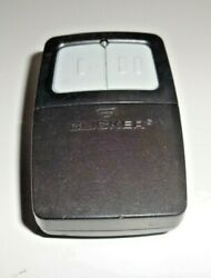 Clicker 2 Button Garage Door And Gate Remote Opener Klik1 Hbw7922 And Free Shipping