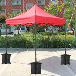 For Pop Up Canopy Canopies Tent Sand Bags Weighted Feet Bag Weights Bags Gazebo