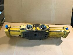 Used At207949 744j Flow Control Hydraulic Valve-boom