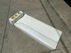 1996 Rinker Fiesta Vee 265 Long Seat Cushion With Cup Holder Console