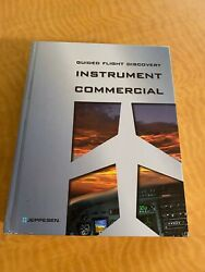 Jeppesen Guided Flight Discovery Instrument Commercial Book