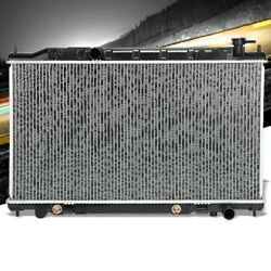High Flow Oe Style Aluminum Core Radiator For 02-06 Nissan Altima 3.5l At/mt