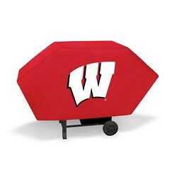 Wisconsin Badgers Executive Grill Cover. Fits Up To 68 Grills. Nice  Pp
