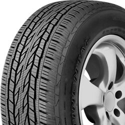 4-new P275/55r20 Continental Conticrosscontact Lx20 111s 275 55 20 Tires
