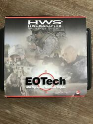 Eotech Xps2-0 - Holographic Weapon Sight W/ 68moa Ring Red Dot Original Package