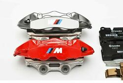 Bmw Rear 4 Pot Brembo Calipers Brakes M2 F87 Competition