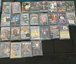 No Limit Records Every Release From 90-2000 And Some After New Unopend And Used