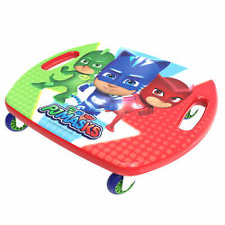 New- Pj Masks Scoot Racer Caster Board Ride By Gomo New In Box Spin And Roll Toy