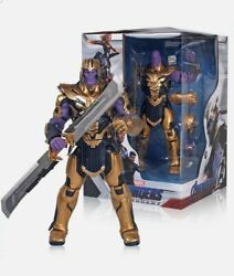 Zd Toys Armored Thanos Marvel Avengers Endgame 8 Action Figure Toys Gifts