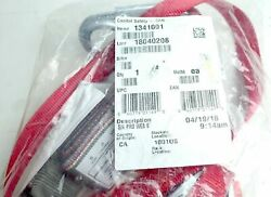 Capital Safety 13410 Shock Absorbing Lanyard 6 Ft. 310 Lb. Weight Capacity Red