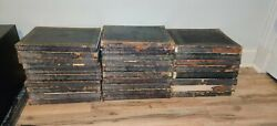 1910 Encyclopedia Britannica 11th Edition 28-volume Complete Set Leather Bound