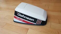 1991 Johnson 4 Hp Deluxe Outboard Motor Cowling, Hood, Cover, Lid
