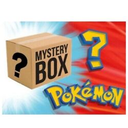 Pokemon Secret Lot Box - Booster Packs - Psa Cards Sealed Items And More