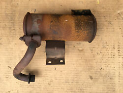 Oem Simplicity 5211 Riding Lawn Mower Tractor Muffler Exhaust 1669143sm 1669146