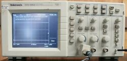 Tektronix Oscilloscope Tds1002 2ch 60mhz 1gs/s Digital Storage And P6139a Probes