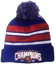 Chicago Cubs World Series Champions Knit Winter Hat 2016 Beanie Hat