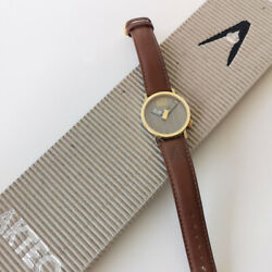 Akteo Finance Watch France Jc Mareschal Animated Gold Bar Second Hand New In Box