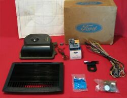Nos 1968-73 Ford Rear Window Defogger Kit Mustang Torino Galaxie Special Option